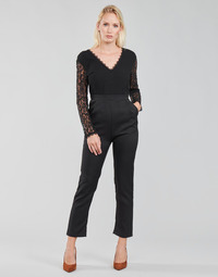 textil Dam Uniform Betty London  Svart