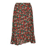 textil Dam Kjolar Moony Mood ABANCOURS Flerfärgad
