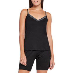 textil Dam Pyjamas/nattlinne Impetus Woman 8402H87 020 Svart