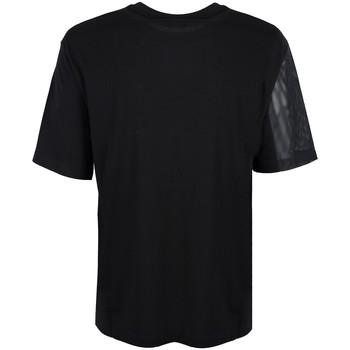 textil Herr T-shirts Bikkembergs  Svart