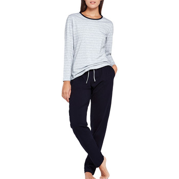 textil Dam Pyjamas/nattlinne Impetus Woman GO85024 073 Grå