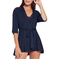 textil Dam Pyjamas/nattlinne Impetus Woman 8600J63 F86 Blå
