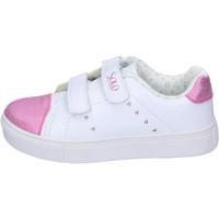 Skor Flickor Sneakers Solo Soprani BH180 Vit