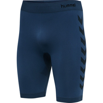 textil Herr Shorts / Bermudas Hummel Short de compression  hmlfirst training bleu marine