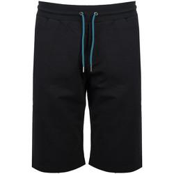 textil Herr Shorts / Bermudas Bikkembergs  Svart