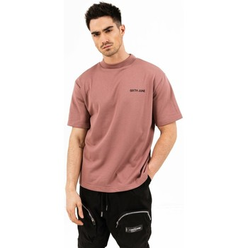 textil Herr T-shirts Sixth June T-shirt  essential rose