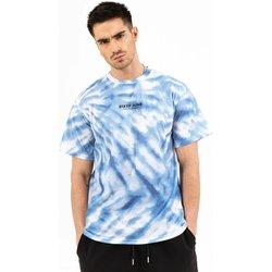 textil Herr T-shirts Sixth June T-shirt  tie dye bleu