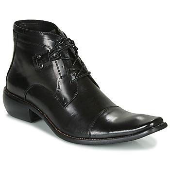 Skor Herr Boots Kdopa CALI Svart