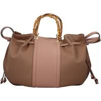 Väskor Dam Handväskor med kort rem Manila Grace B252EU BROWN