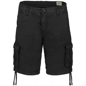 textil Herr Shorts / Bermudas Scout  Svart