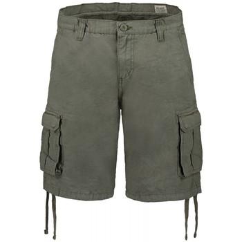 textil Herr Shorts / Bermudas Scout  Grön