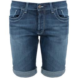 textil Herr Shorts / Bermudas Bikkembergs  Blå
