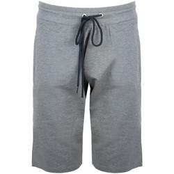 textil Herr Shorts / Bermudas Bikkembergs  Grå