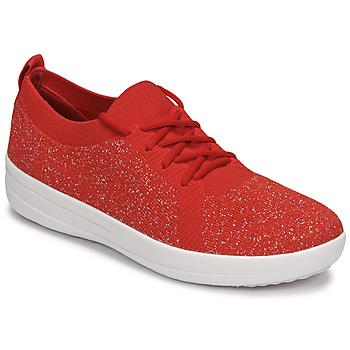 Skor Dam Sneakers FitFlop F-SPORTY Röd