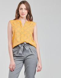 textil Dam Blusar Only ONLVIOLETTE Rosa
