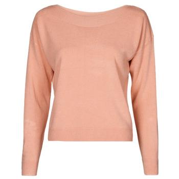 textil Dam Sweatshirts Only ONLAMALIA Rosa