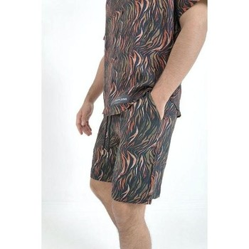 textil Herr Shorts / Bermudas Sixth June Short  tropical noir
