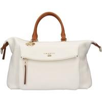 Väskor Dam Handväskor med kort rem Nannini 16468B WHITE