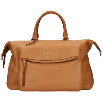 Väskor Dam Handväskor med kort rem Nannini 16468B BROWN