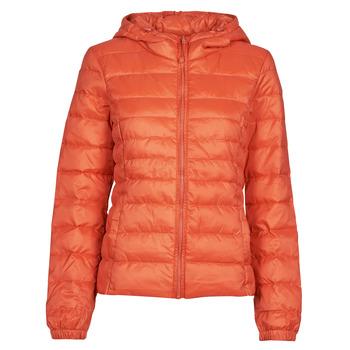 textil Dam Täckjackor Only ONLTAHOE Orange