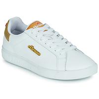 Skor Dam Sneakers Ellesse CAMPO Vit / Guldfärgad