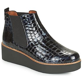 Skor Dam Boots Fericelli LORNA Marin