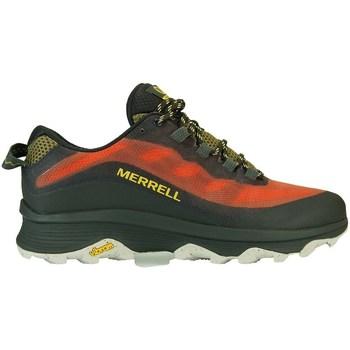 Skor Herr Sneakers Merrell Moab Speed Svarta