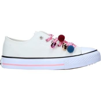 Skor Barn Sneakers Miss Sixty S21-S00MS911 Vit