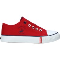 Skor Barn Sneakers Beverly Hills Polo Club S21-S00HK535 Röd