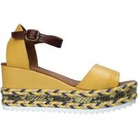 Skor Dam Sandaler Bueno Shoes 21WQ6000 Gul