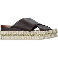 Skor Dam Tofflor Bueno Shoes 21WQ5907 Svart