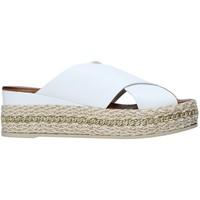 Skor Dam Tofflor Bueno Shoes 21WQ5907 Vit