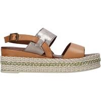Skor Dam Sandaler Bueno Shoes 21WS5200 Brun