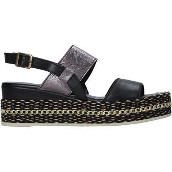 Skor Dam Sandaler Bueno Shoes 21WS5200 Svart
