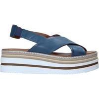 Skor Dam Sandaler Bueno Shoes 21WS5702 Blå