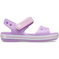 Skor Barn Sandaler Crocs 12856 Violett