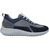Skor Herr Sneakers IgI&CO 7124100 Blå