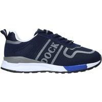 Skor Barn Sneakers Docksteps TODAY-2 Blå