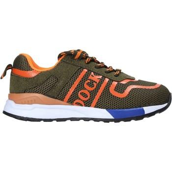 Skor Barn Sneakers Docksteps TODAY-1 Grön