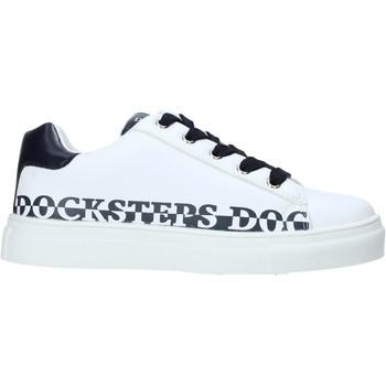 Skor Barn Sneakers Docksteps GLORY1 Vit