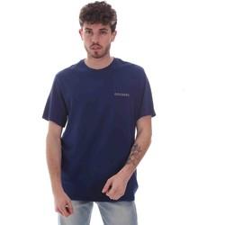 textil Herr T-shirts Dockers 27406-0116 Blå