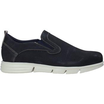 Skor Herr Slip-on-skor Rogers 3020-NOB Blå