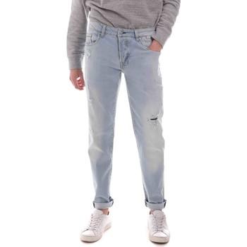 textil Herr Raka byxor Sseinse PJE763SS Blå