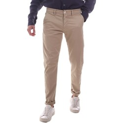 textil Herr Chinos / Carrot jeans Sseinse PSE733SS Beige