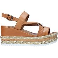 Skor Dam Sandaler Bueno Shoes 21WQ6002 Brun