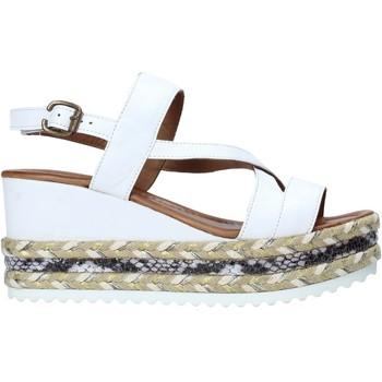 Skor Dam Sandaler Bueno Shoes 21WQ6002 Vit