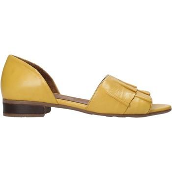 Skor Dam Sandaler Bueno Shoes 21WN5100 Gul