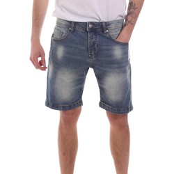 textil Herr Shorts / Bermudas Sseinse PBJ761SS Blå