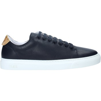 Skor Herr Sneakers Alviero Martini P172 578A Blå