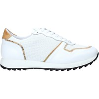 Skor Herr Sneakers Alviero Martini P170 306A Vit